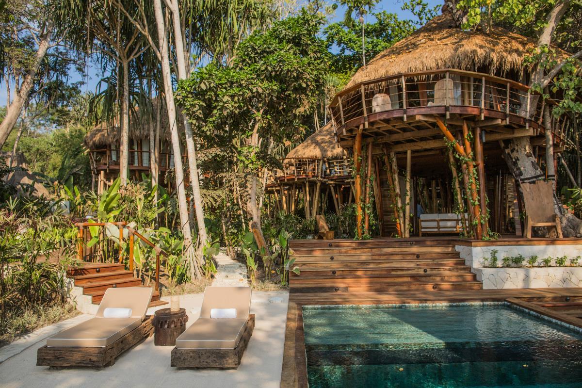 Nihiwatu Resort – Tree House Villa