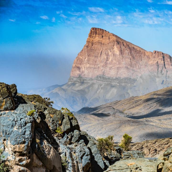 Wejdź na najwyższy szczyt Omanu