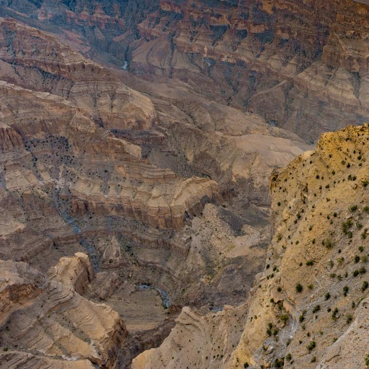Wielki Kanion Arabski