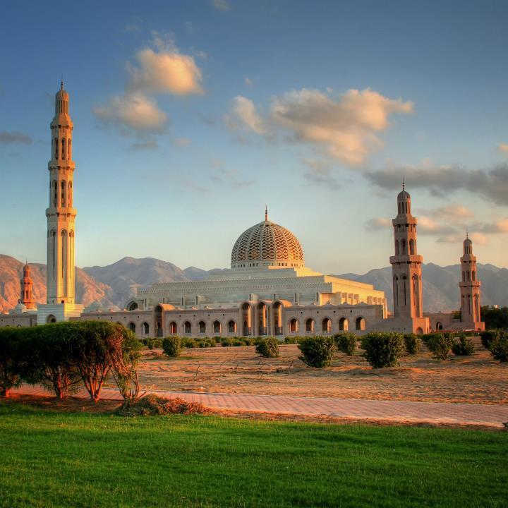 Zobacz niezwykły meczet