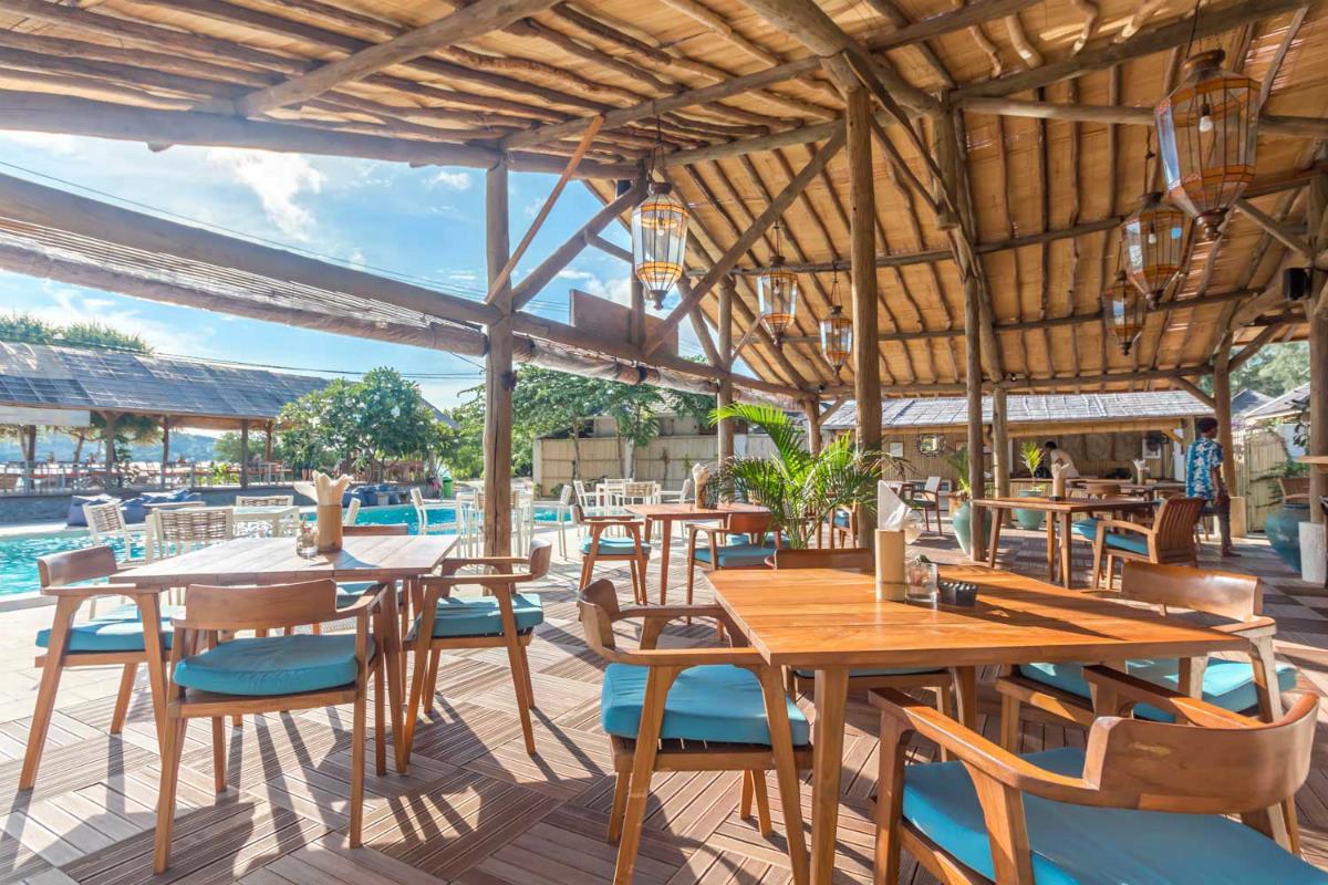 Avia Villa Resort – Restauracja