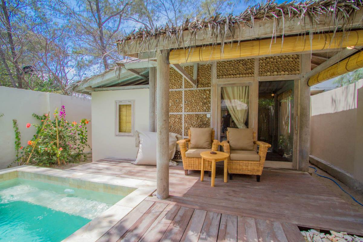 Avia Villa Resort – Willa z 1 Sypialnią
