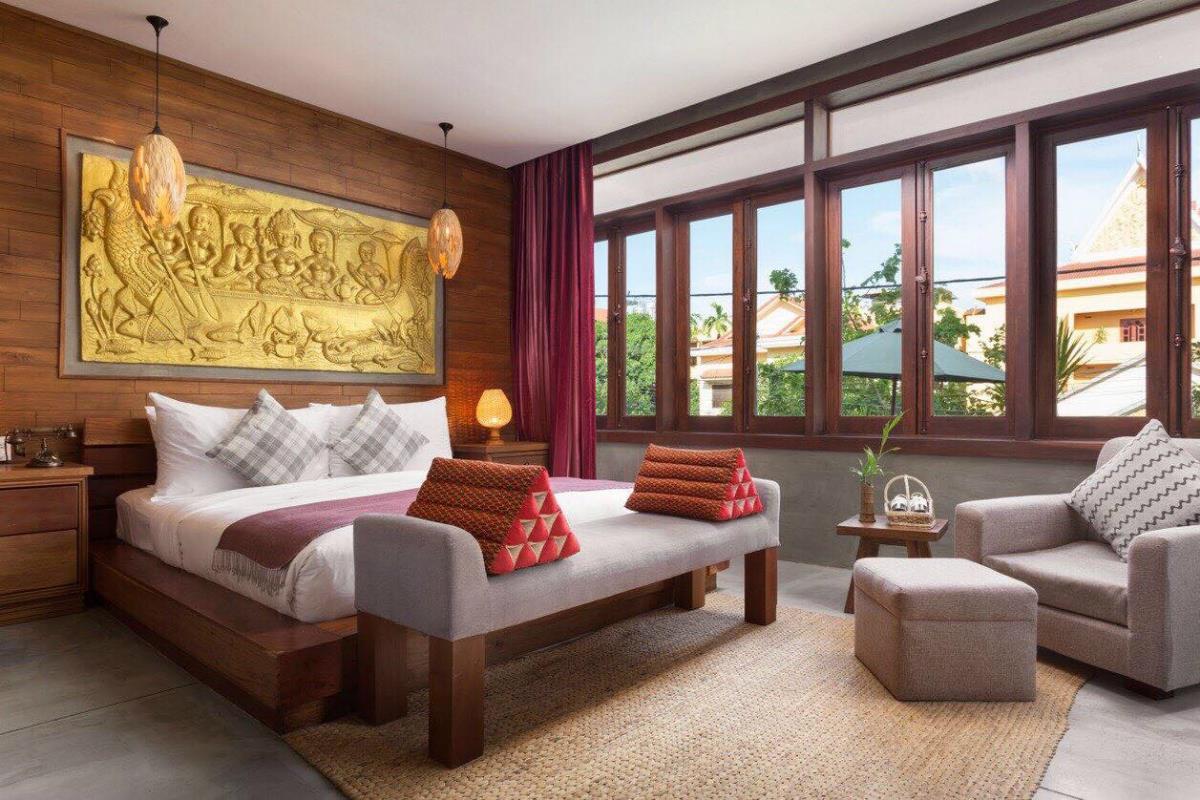 Cambana d'Angkor Suites – Deluxe Suite