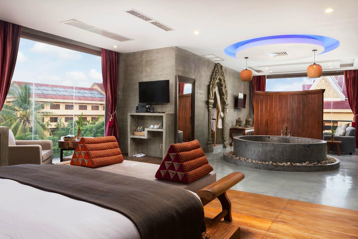 Cambana d'Angkor Suites – Royal Suite