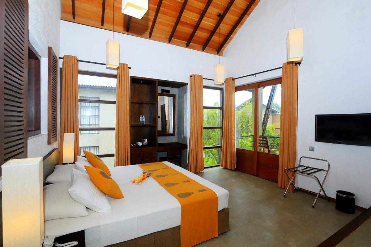 Chandrika Hotel – Deluxe Chalet