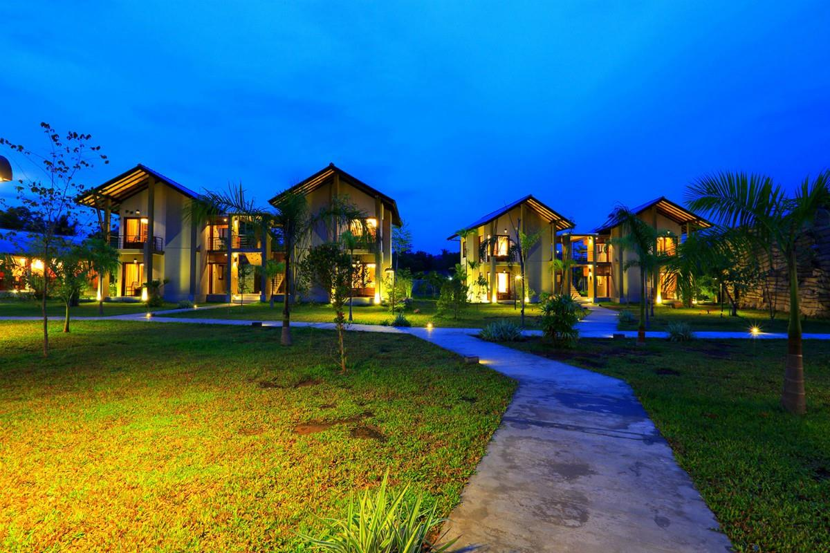 Chandrika Hotel – Deluxe Chalets