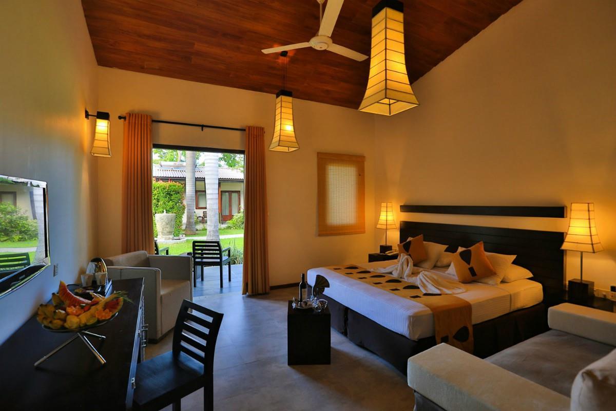 Chandrika Hotel – Pokój Deluxe
