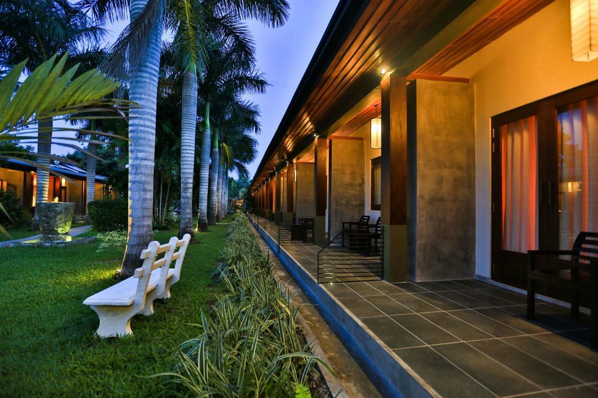Chandrika Hotel – Pokoje Deluxe