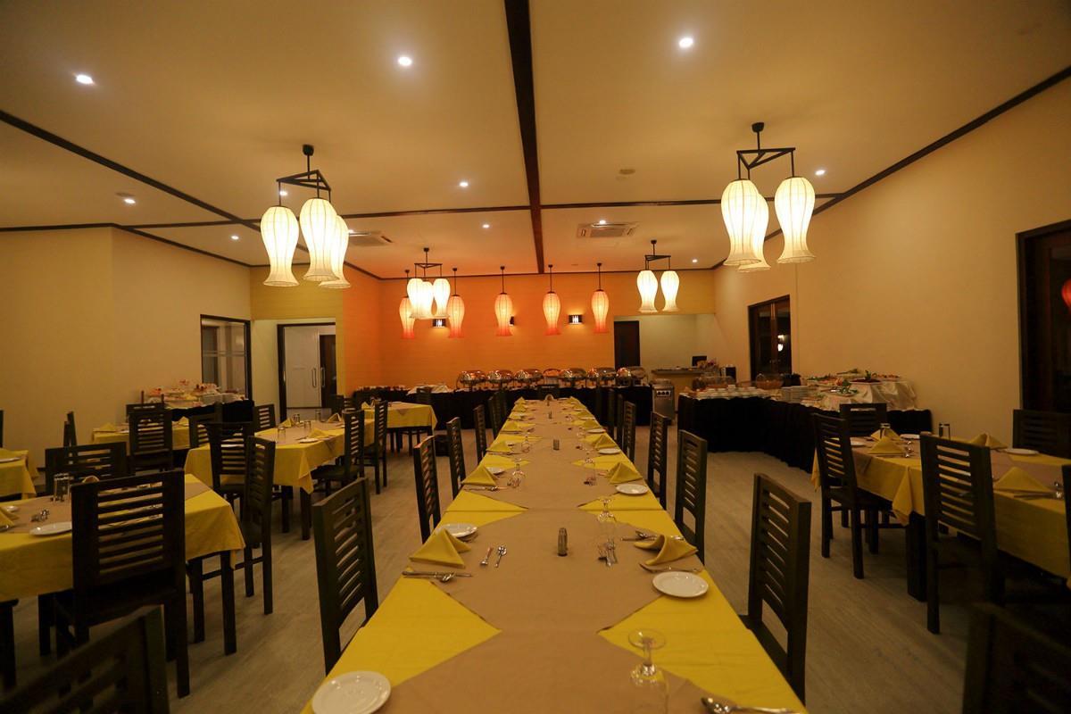 Chandrika Hotel – Restauracja