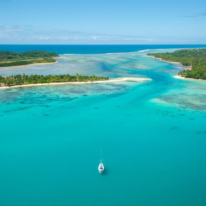 Rajska Ile Sainte Marie