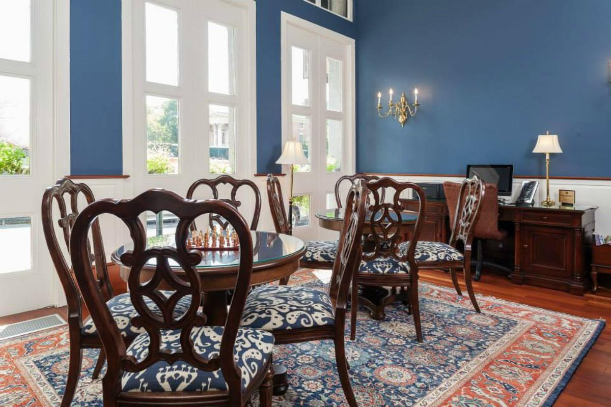 Best Western Independence Park – Lobby