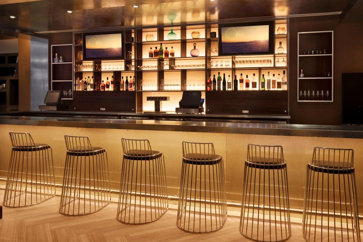 Hilton Brooklyn – Bar