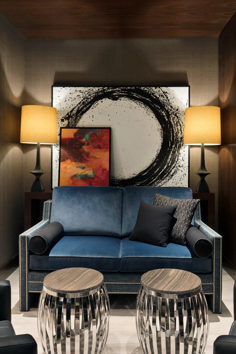 Hilton Brooklyn – Lounge