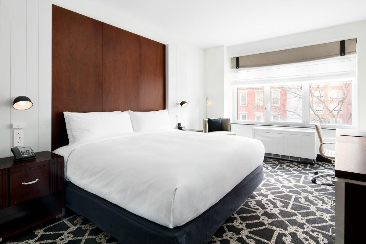 Hilton Brooklyn – Pokój Standard