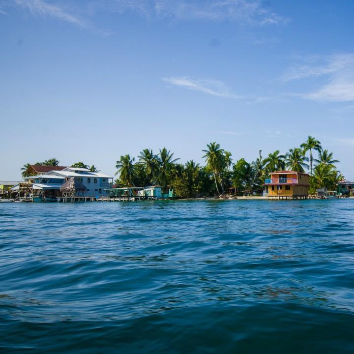 Domki na wodzie – Bocas del Toro