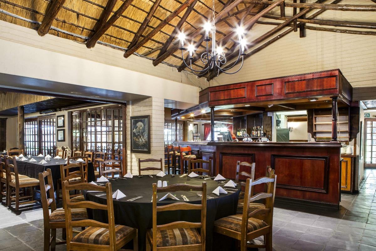 Faircity Roodevallei – Restauracja