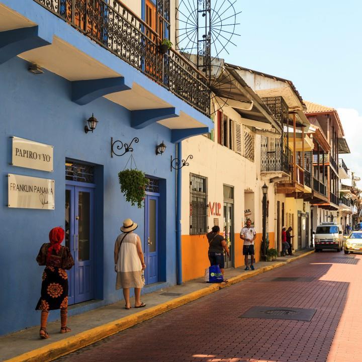 Klimatyczna Stara Panama