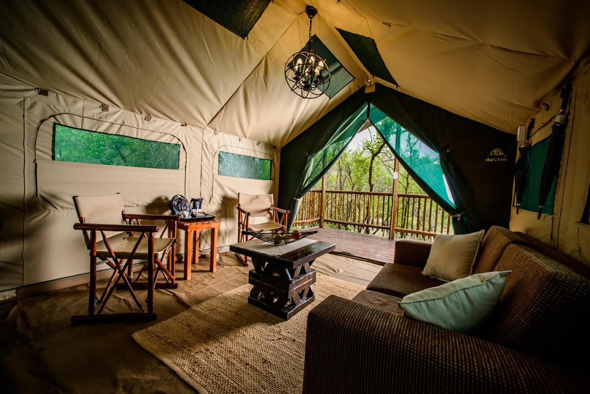Shalati Safari Camp – Namiot