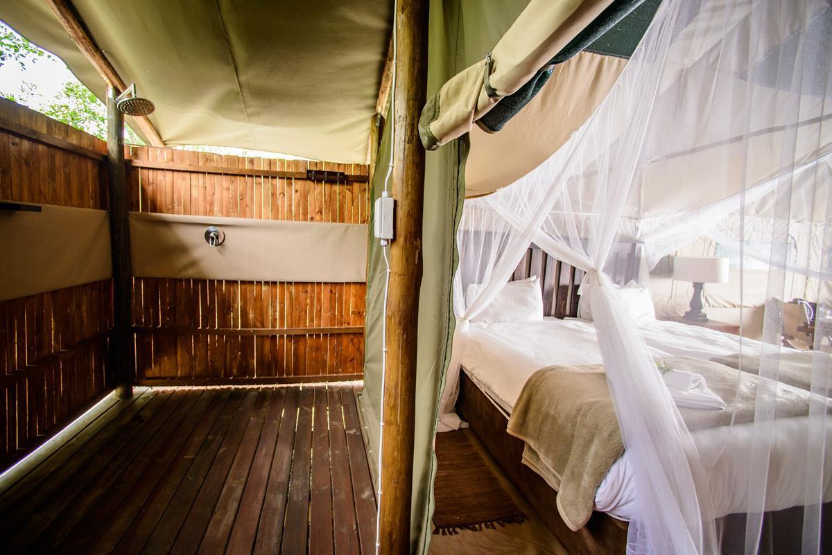 Shalati Safari Camp – Namioty