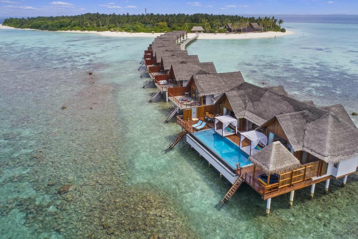 Furaveri Island Resort & Spa – Wille na wodzie