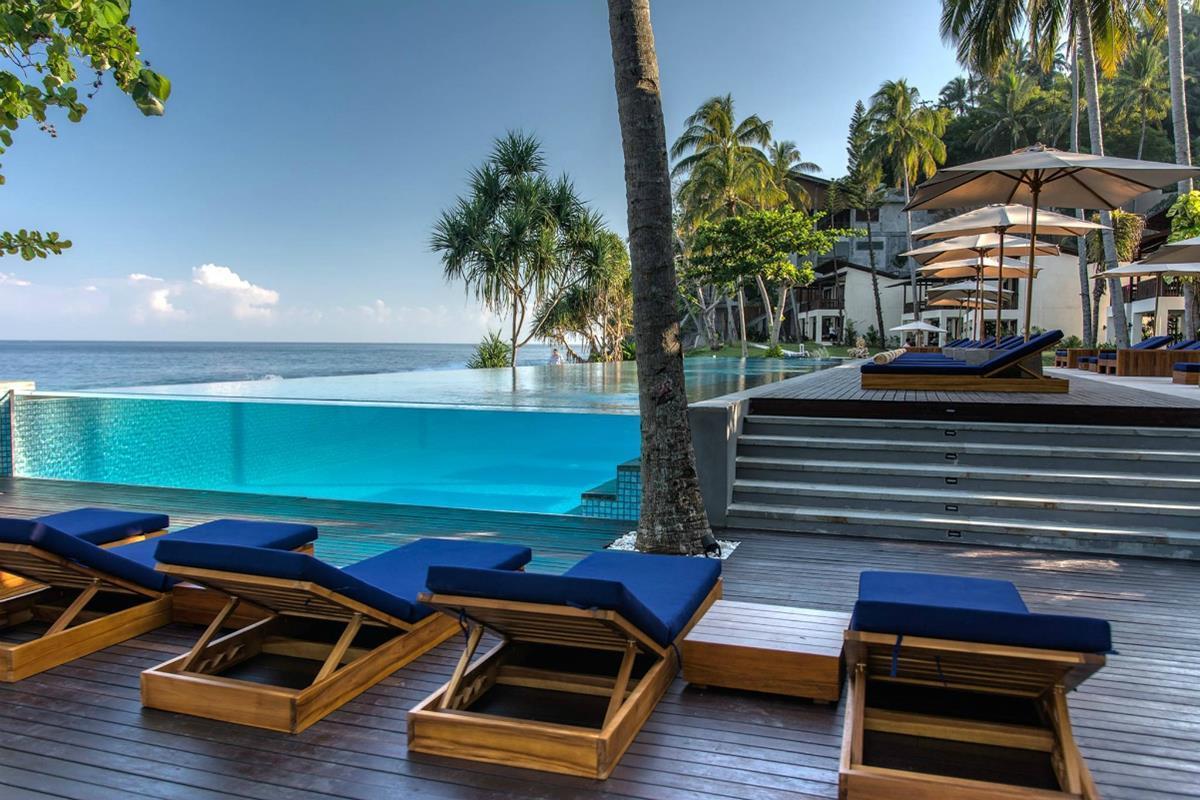 Katamaran Resort – Basen