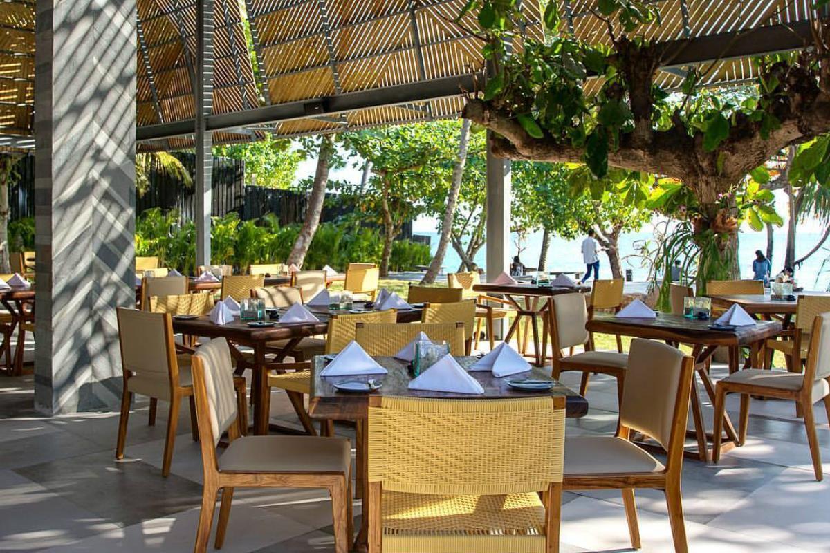 Katamaran Resort – Restauracja The Sail