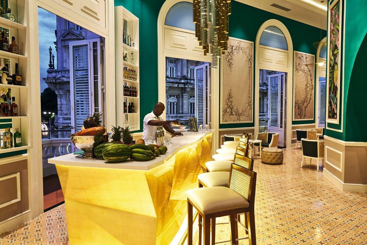 Kempinski La Habana – Constante Bar