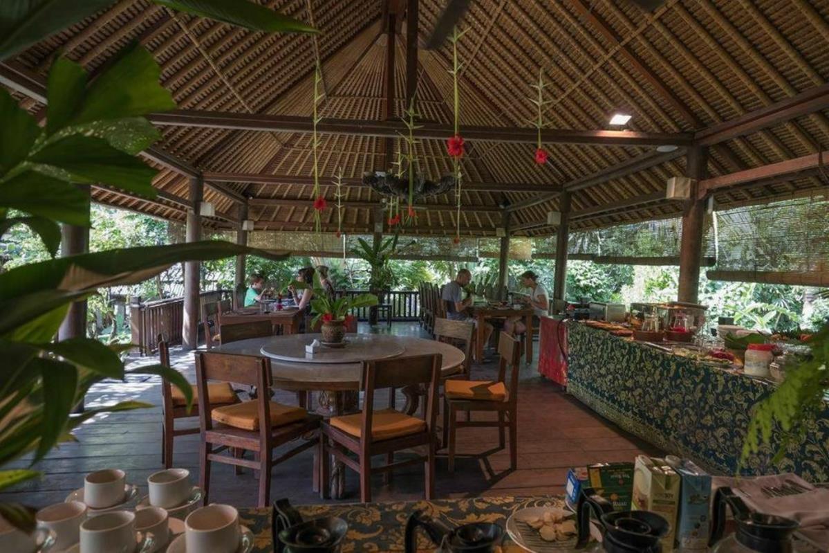 Ananda Cottages – Restauracja