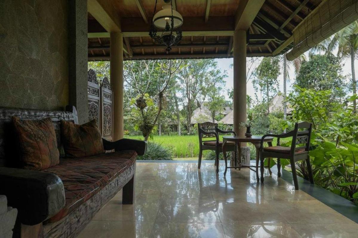 Ananda Cottages – Taras