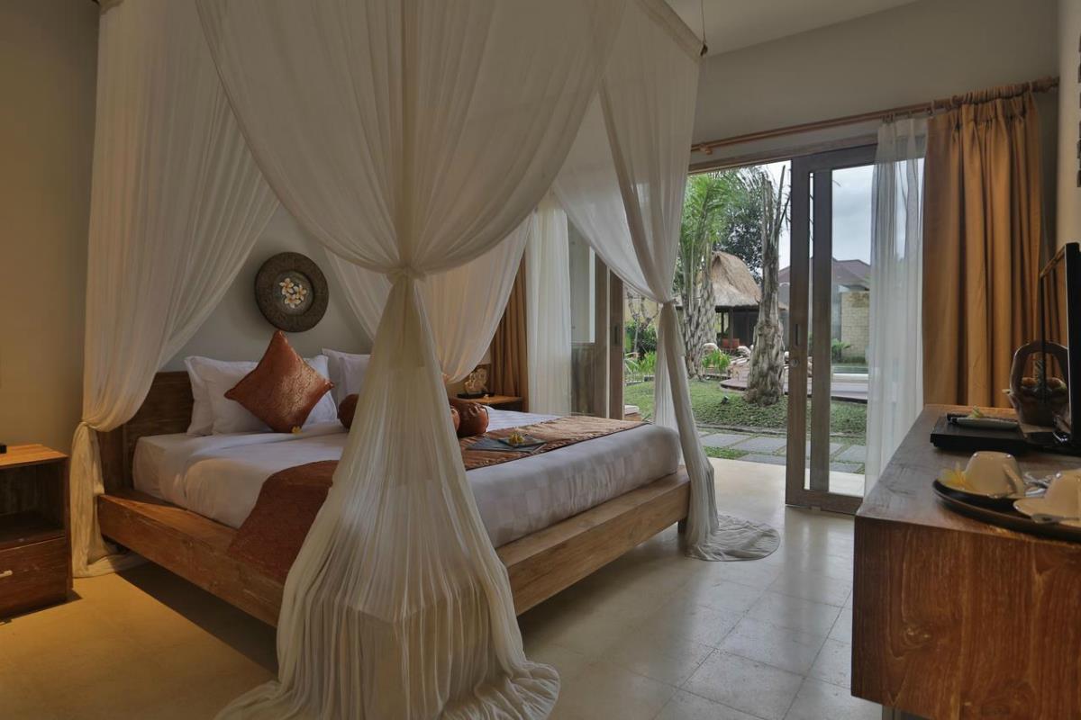 Anulekha Resort – Pokój Deluxe