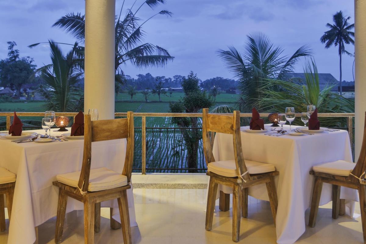 Anulekha Resort – Restauracja