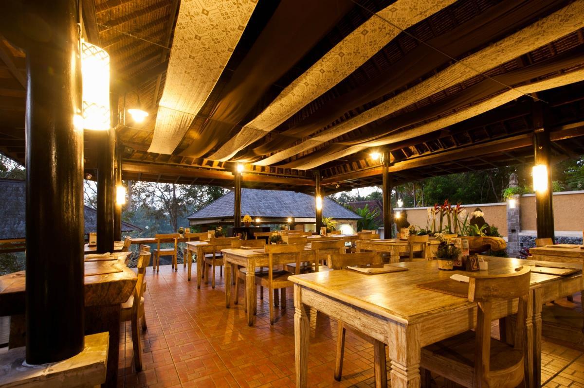 Beji Ubud – Restauracja