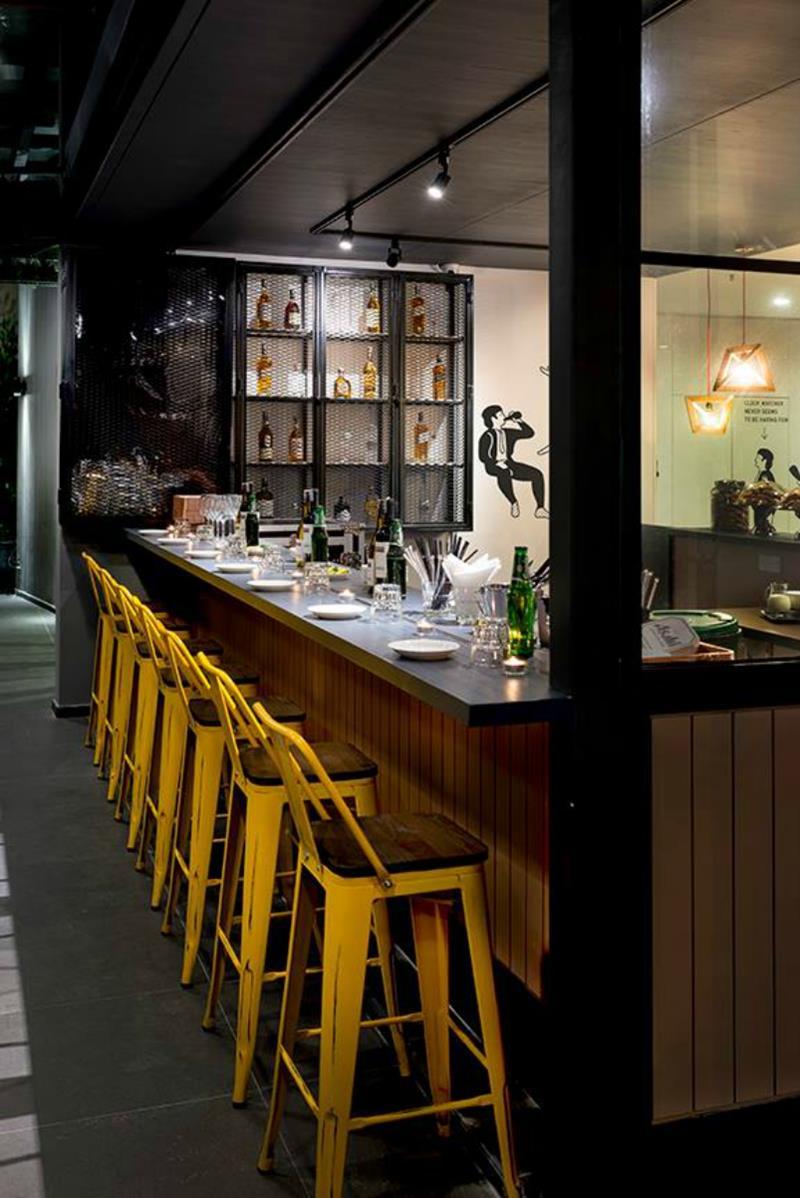 The Kuala Lumpur Journal – Bar