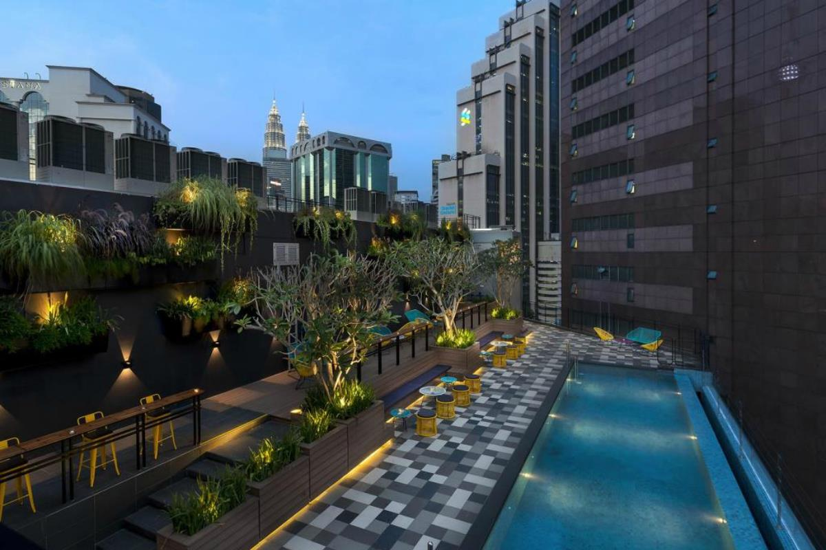 The Kuala Lumpur Journal – Basen