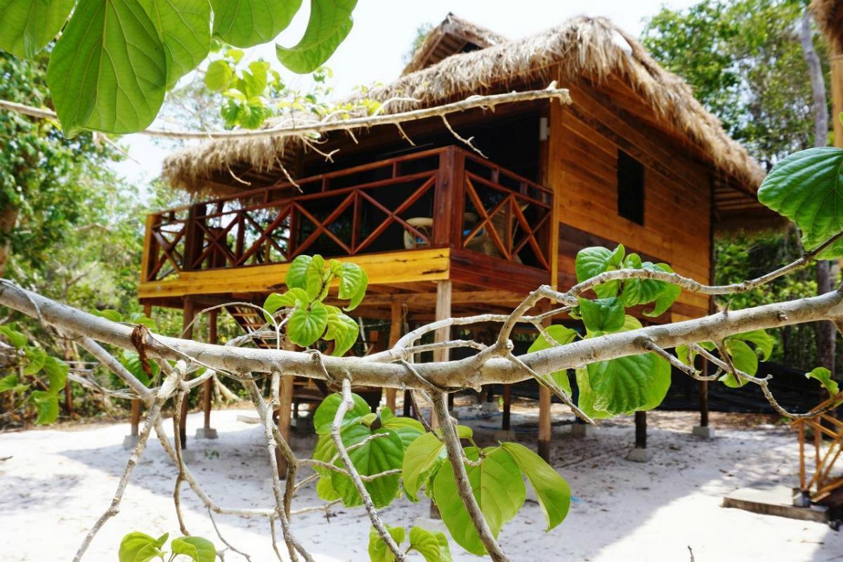 The One Resort – Bungalow z widokiem na ogród