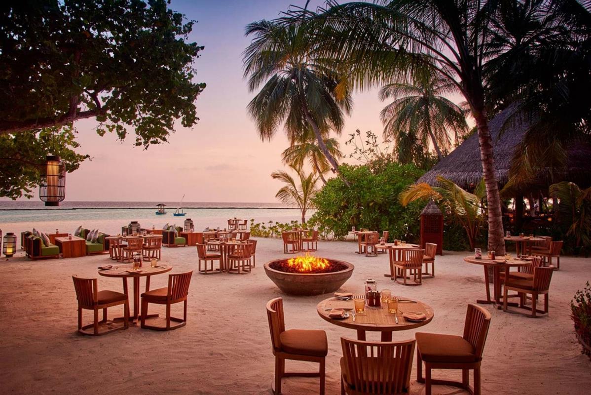 Constance Halaveli – Restauracja Meeru