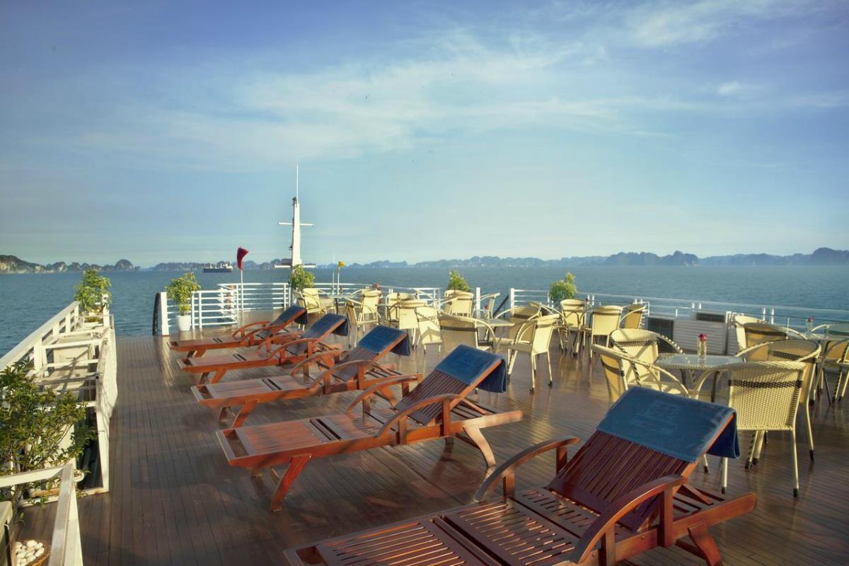 Sealife Cruise – Pokład