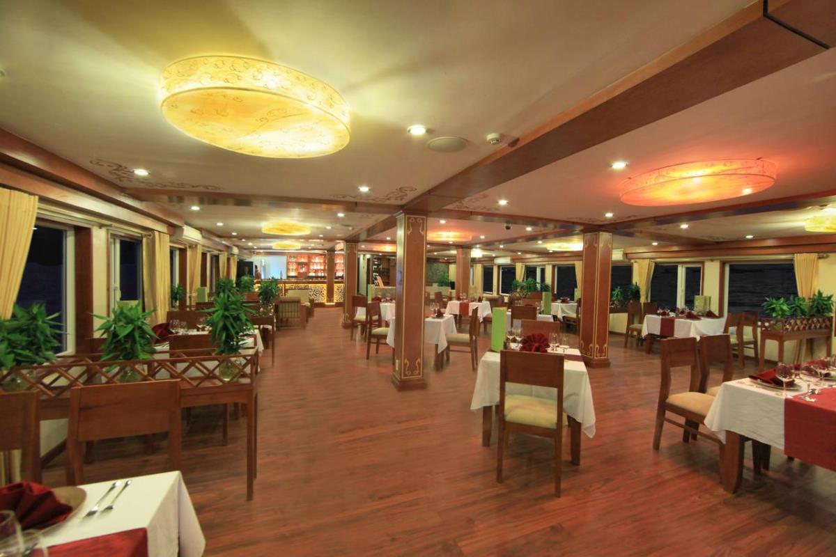 Sealife Cruise – Restauracja