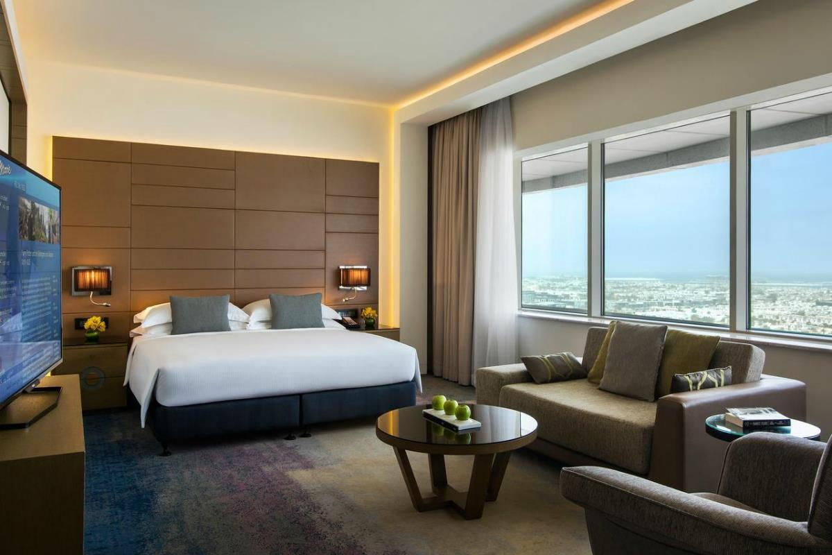 Towers Rotana – Apartament typu Studio