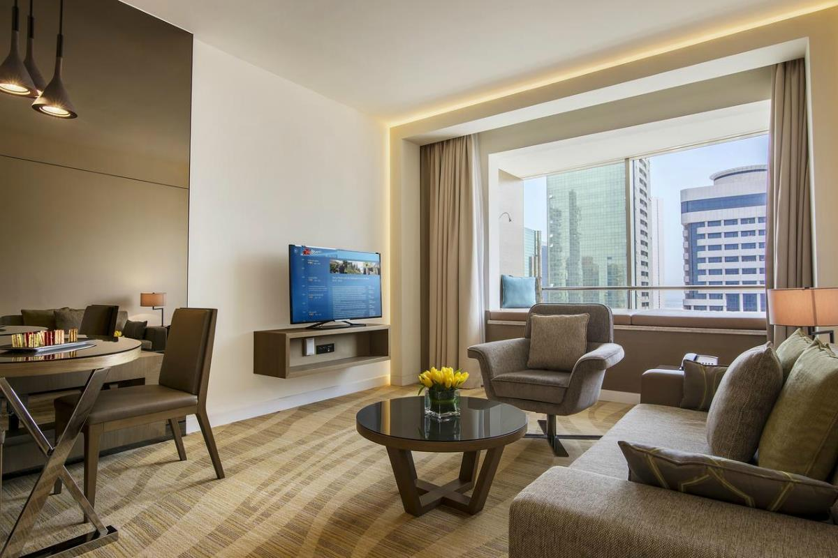 Towers Rotana – Apartament