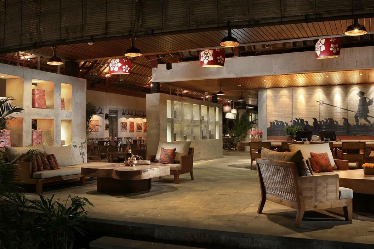 Alaya Resort – Lobby