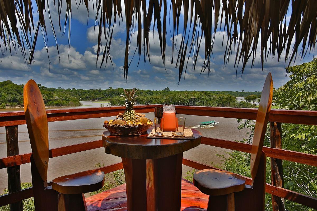 Juma Amazon Lodge – Panoramic Bungalow