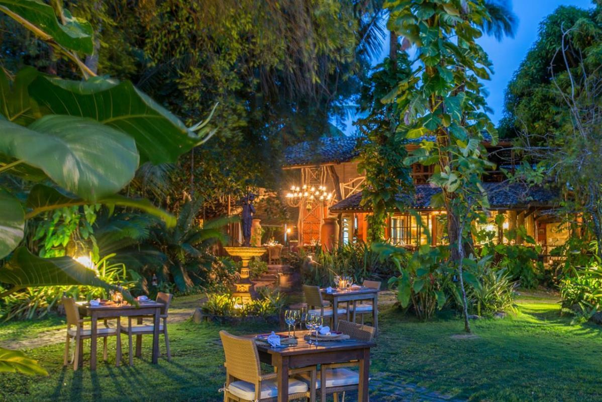 Toca da Coruja – Ogród