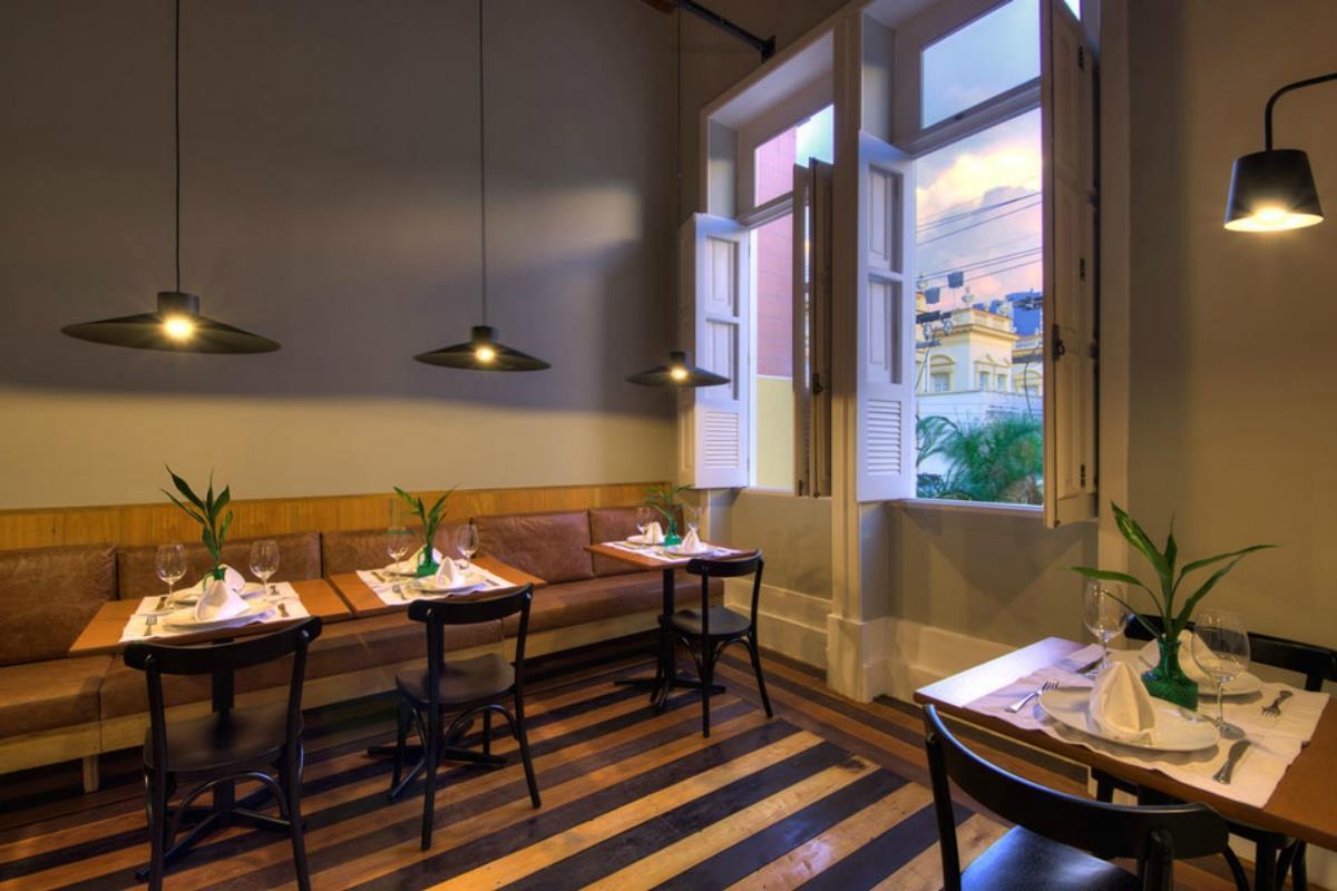 Villa Amazonia – Restauracja