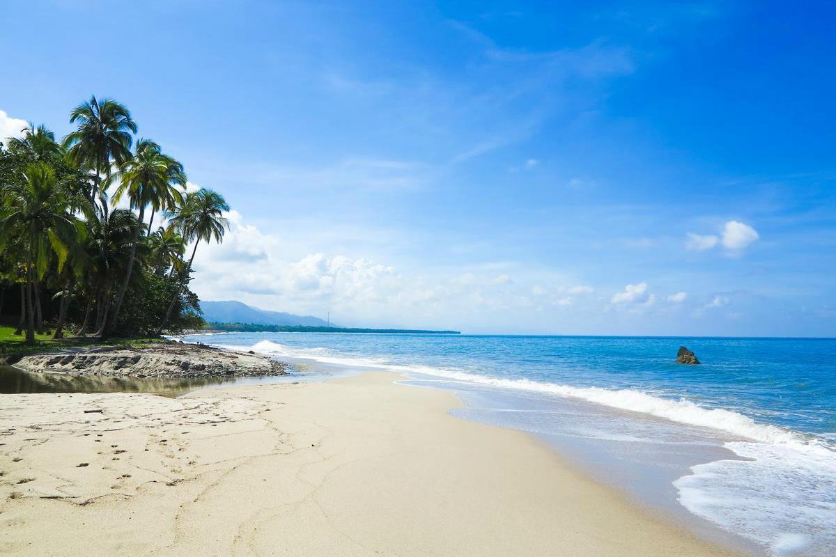 Fina La Jorara – Plaża