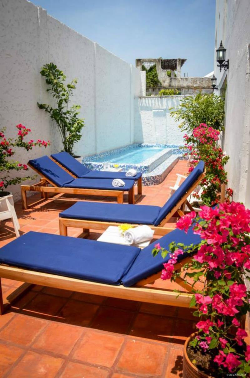 Hotel Kartaxa – Basen