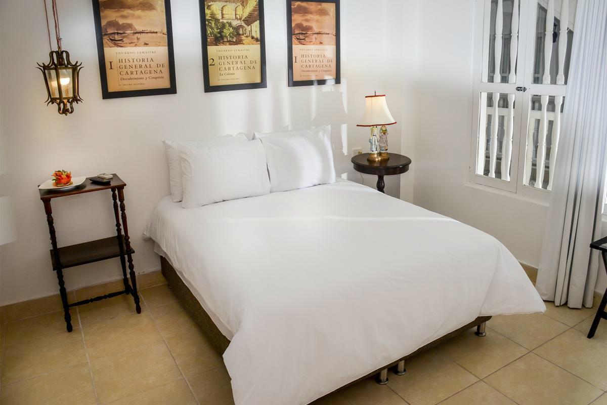 Hotel Kartaxa – Pokój Standard