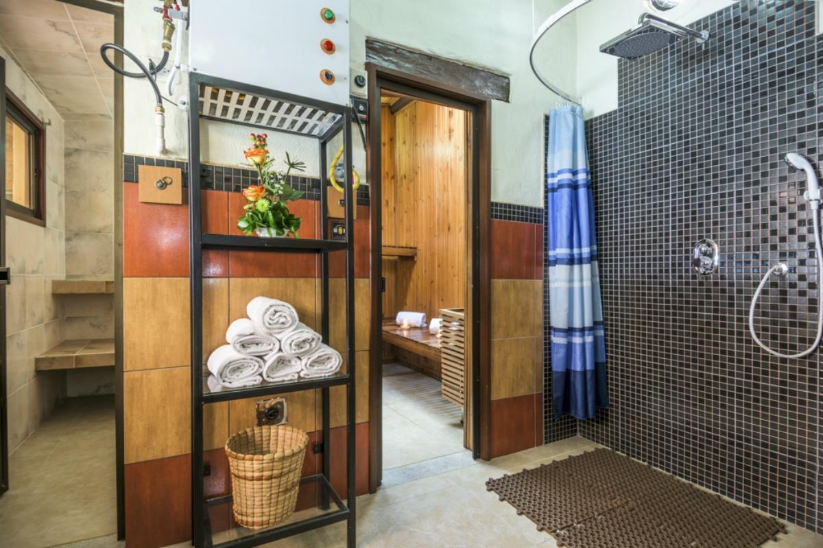 Hotel Muisca – Sauna