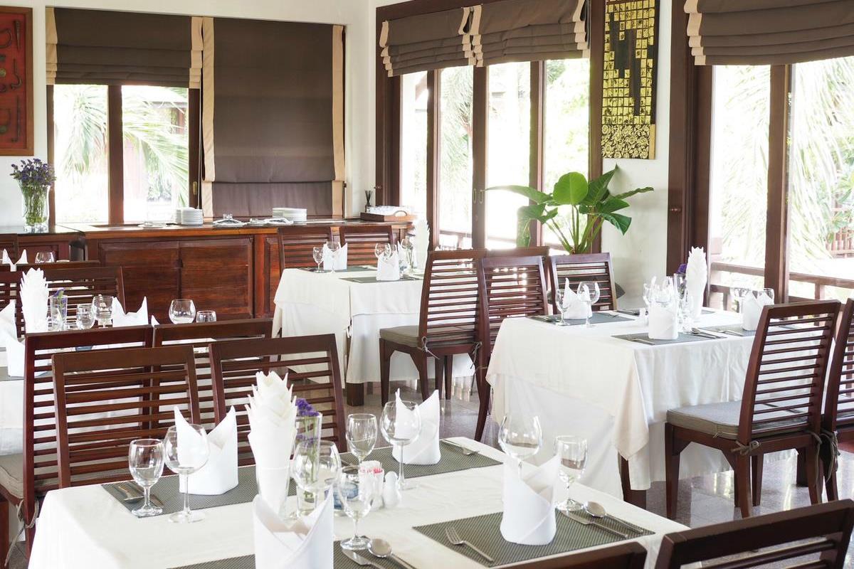 Green Park Boutique Hotel – Restauracja