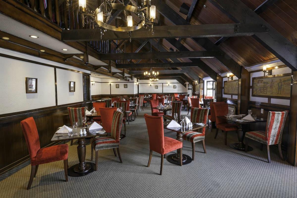 Heartland Hotel Cotswold Christchurch – Restauracja